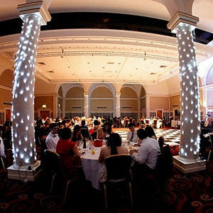 Queen's Hotel Leeds, ballroom, event photographer, party photography Yorkshire