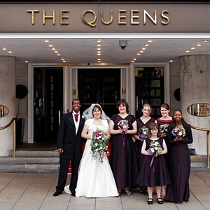 Yorkshire, wedding photographer, Ollievision, at Leeds Queen's Hotel and Roundhay Methodist church, wedding photography