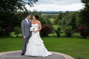 Aston Hall Sheffield wedding album