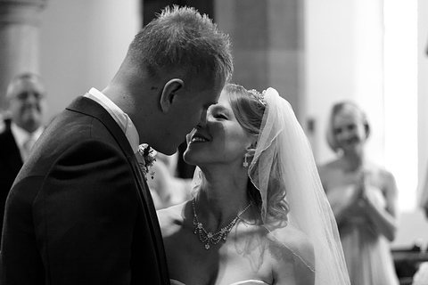 specialist wedding photographers Leeds, Garforth wedding photography, St Mary's Church Garforth wedding