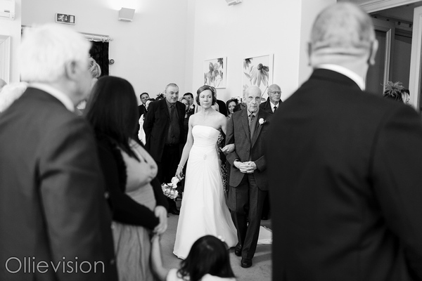 Horsforth wedding photographers, Brodrick suite town hall