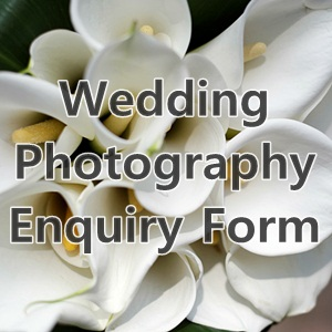 Quality wedding photography across the UK, wedding photography enquiry form