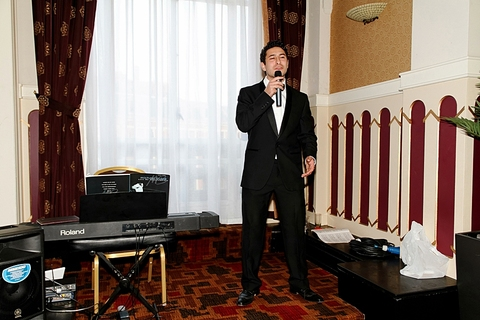photographer for a party in Leeds, Queen's Hotel