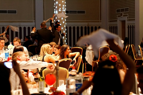Leeds event and party photographers, celebration photography, Queens Hotel