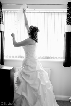 Leeds wedding photographers, wedding photography Morley, female photographers in Yorkshire, getting ready photos